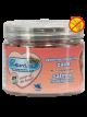 Gezonde Beloning vlees mini hartjes KAT - Zalm100 gr